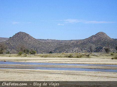 Cerros Nono, Río los Sauces, Traslasierra