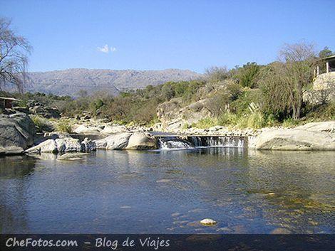 Río Chico, Nono, Córdoba, Traslasierra
