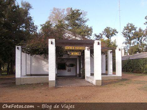 Centro de Visitantes El Palmar