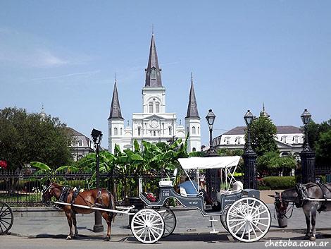 Qué ver en Nueva Orleans