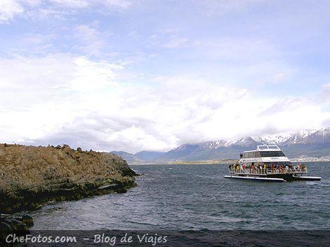 Catamarán paseo marítimo Ushuaia
