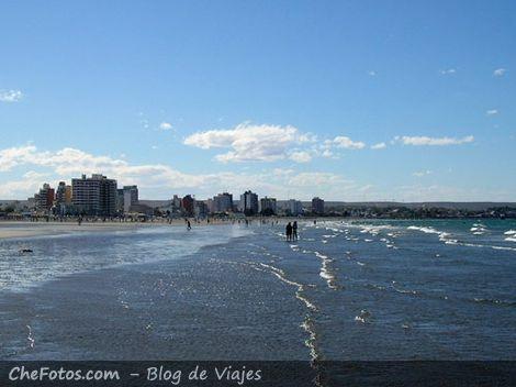 Playa Urbana Puerto Madryn
