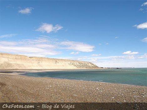 Playa de Puerto Punta Quilla