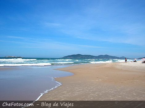 Playa do Siriú - Garopaba, SC - Brasil