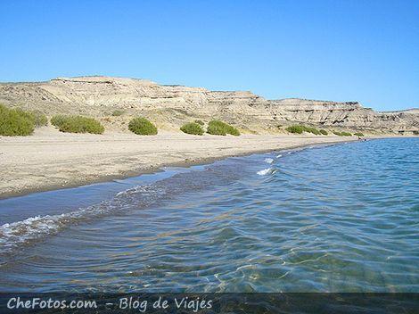 Playa de Península de Valdés