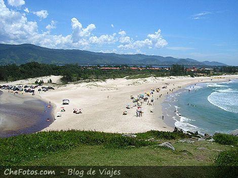 Praia da Ferrugem y Praia da Barra