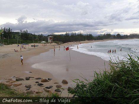 Playa de Gamboa - Garopaba