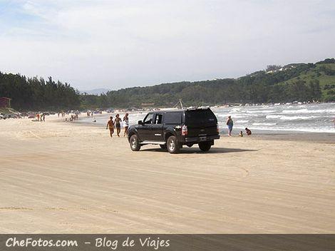 Praia de Ouvidor - Garopaba