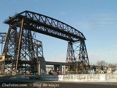 Foto del Puente de la Boca