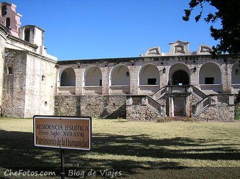Residencia Jesuitica en Alta Gracia