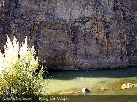 Río Atuel, Mendoza y sus verdes aguas