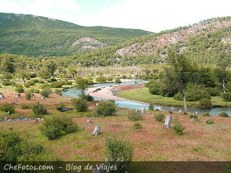 Río Pipo, Ushuaia, La Pataia