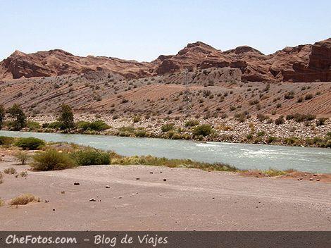 Cañón de la Quebrada de Ullum