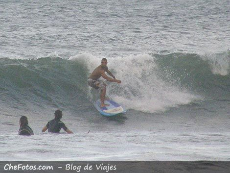 Stand Up Surfing en Garopaba
