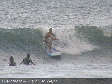 Stand Up Surfing en Garopaba