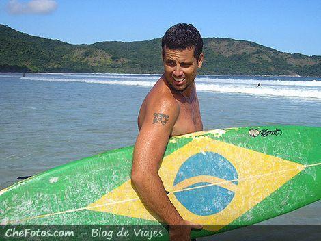 Surf en Brasil