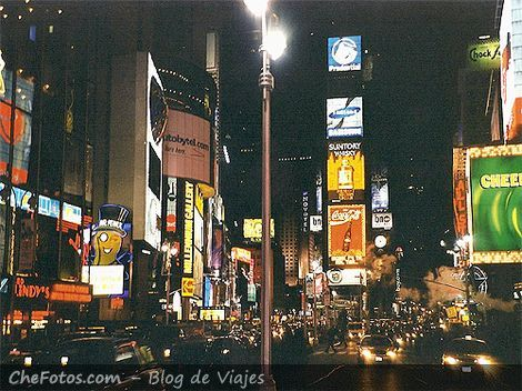 Av. Broadway, Times Square, New York