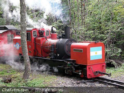 Foto de Tren a vapor Expreso Austral