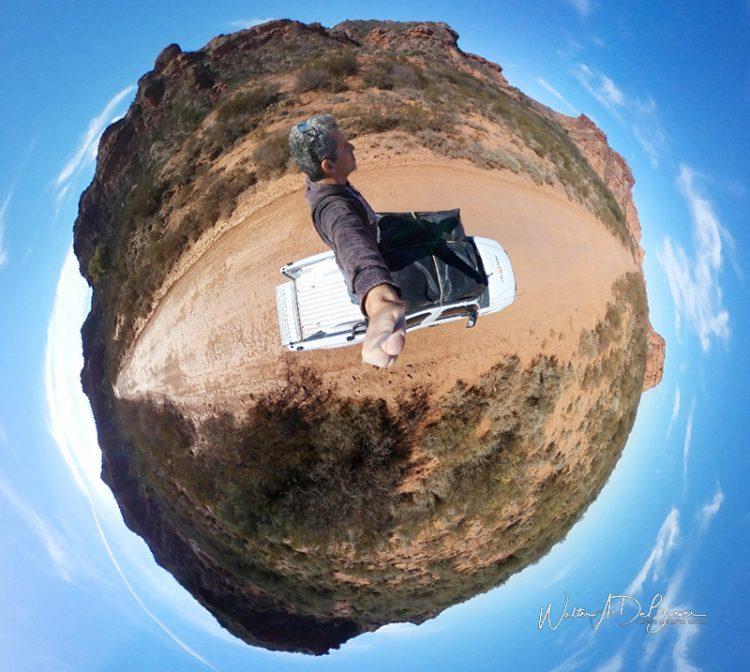 Cómo hacer fotografía esférica 9