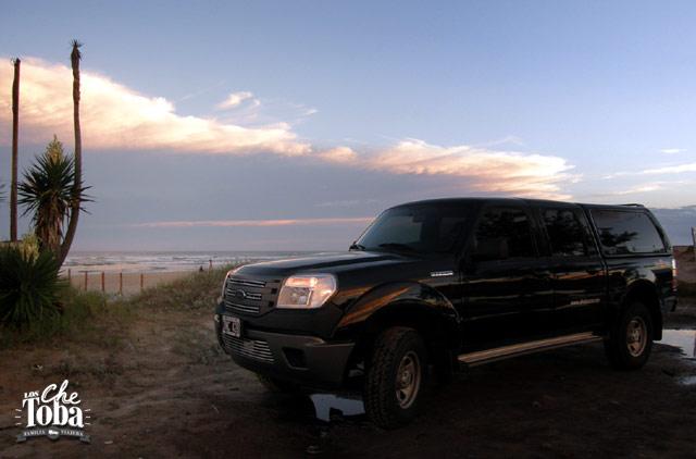 mamba-negra-playa