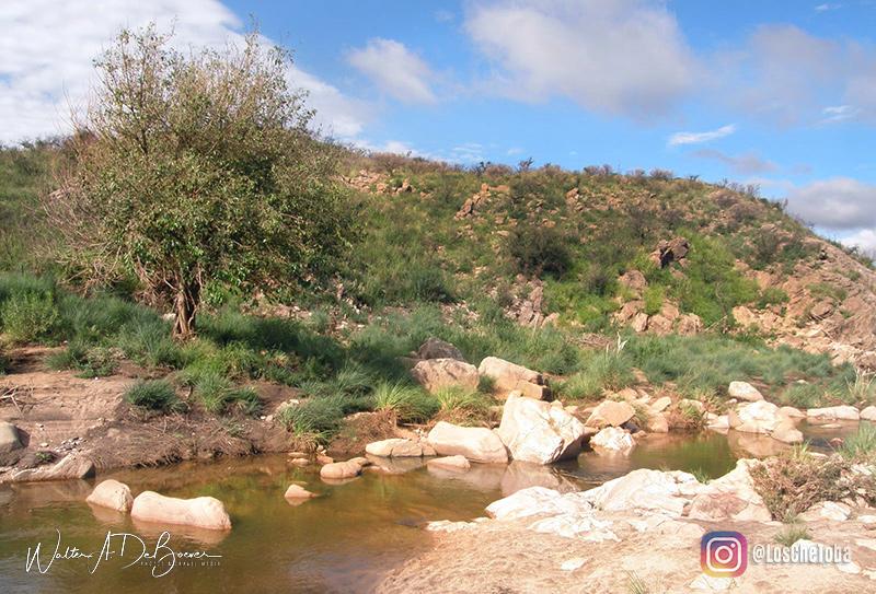 Turismo en Achiras, Córdoba - Fotos de la localidad de Achiras