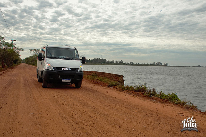 Camino a Colonia Carlos Pellegrini, Corrientes 2