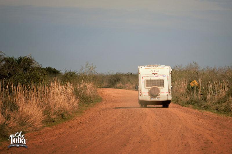 Camino a Colonia Carlos Pellegrini, Corrientes
