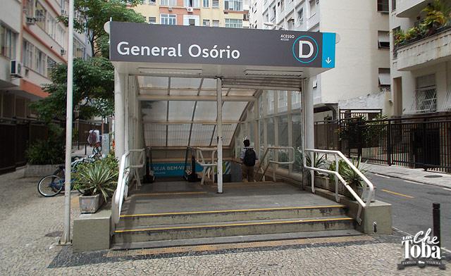 Estación Osorio Rio de Janeiro