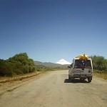 De camping al Lago Huechulafquen