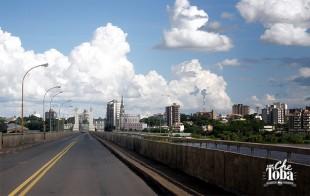 A Brasil por cruce Paso de los Libres - Uruguayana 1