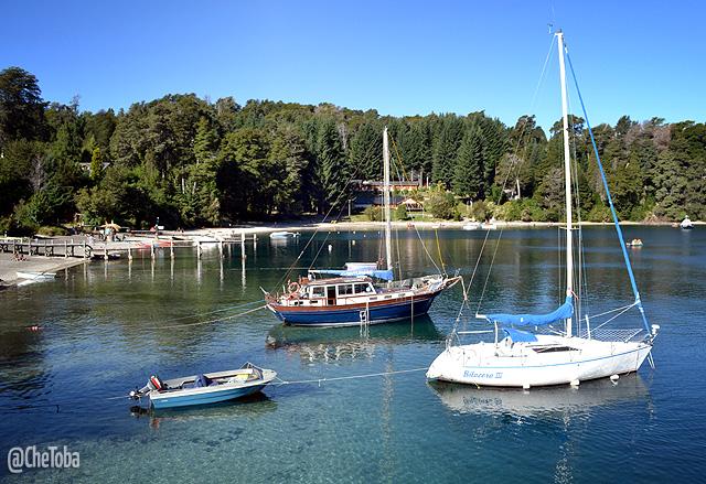 Villa La Angostura - Playa Mansa y Bahía Brava 1