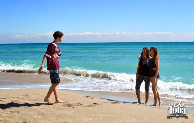 familia-playa-miami