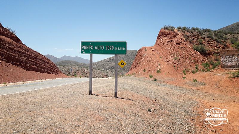 Nueva Cuesta de Miranda #Ruta40 en La Rioja 5
