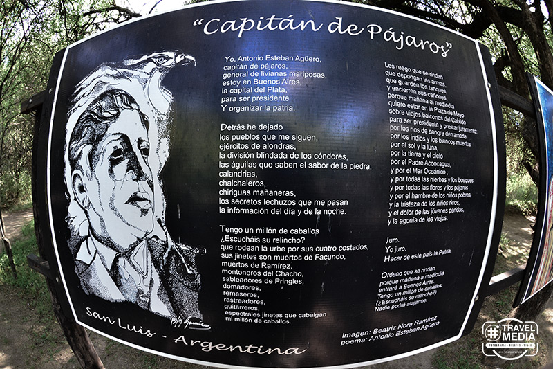 El Algarrobo Abuelo y el Poeta Agüero - Qué visitar en Merlo