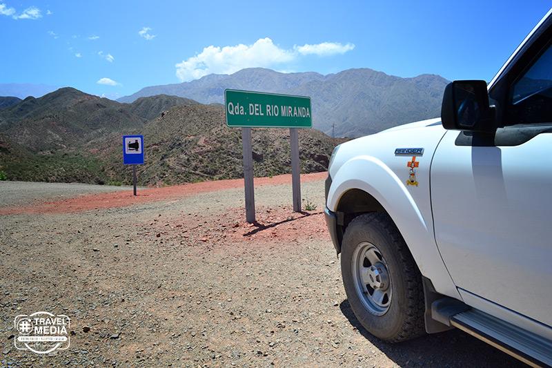 Nueva Cuesta de Miranda #Ruta40 en La Rioja 6