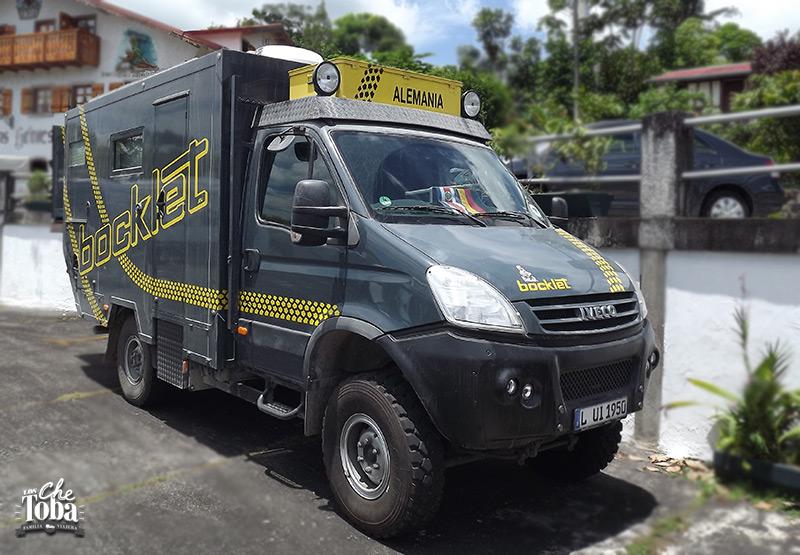 Iveco Cubik - Nuevo Motorhome Che Toba