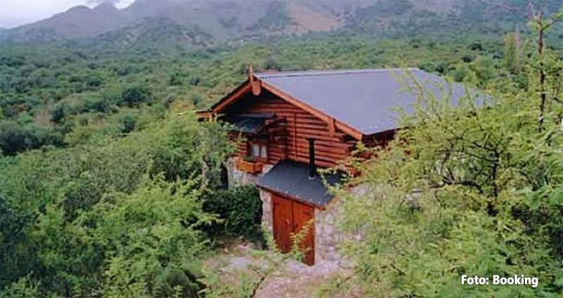 Cabañas y Casa de Té en plenas Sierras de Merlo