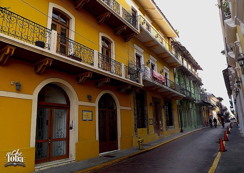 Centro histórico de Panamá