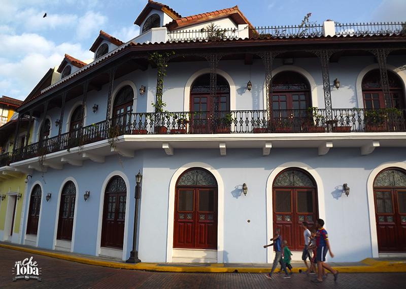 Arquitectura de Panamá casco histórico