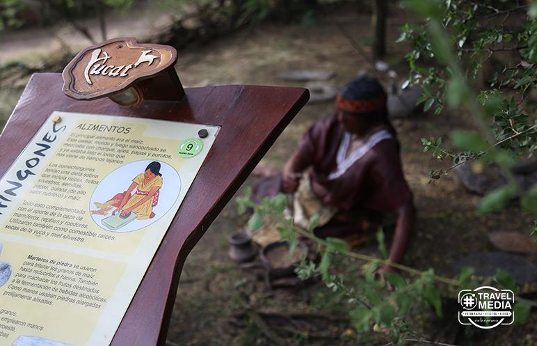 Parque Temático de los Comechingones en Merlo, San Luis