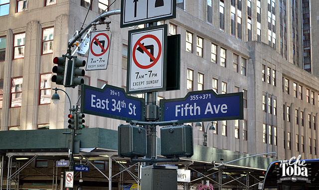 Es peligroso Nueva York?