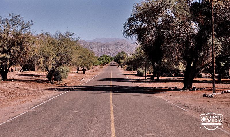 Ruta del Adobe, Catamarca