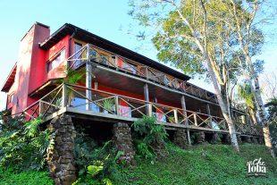 Hotel de selva en Saltos del Moconá y Biósfera de Yabotí 33