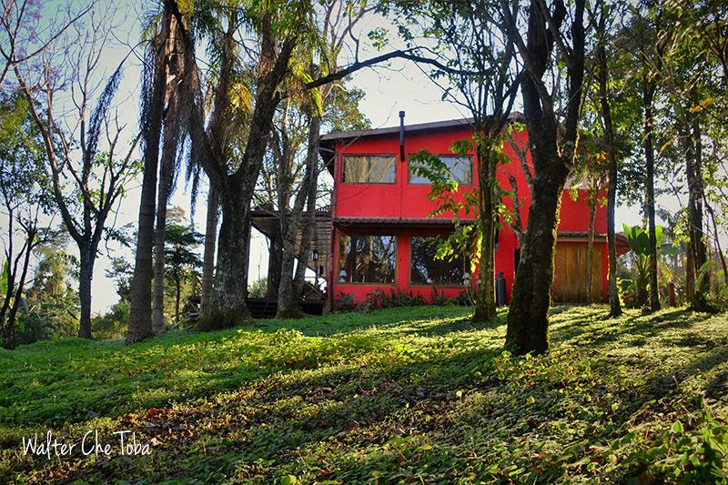 El Soberbio Lodge, Tu casa en la selva misionera