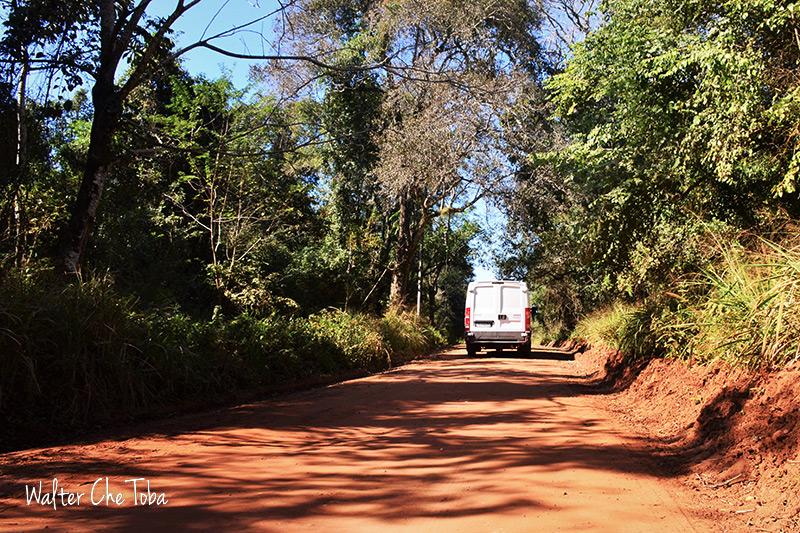 Un camping para recomendar en San Ignacio, Misiones