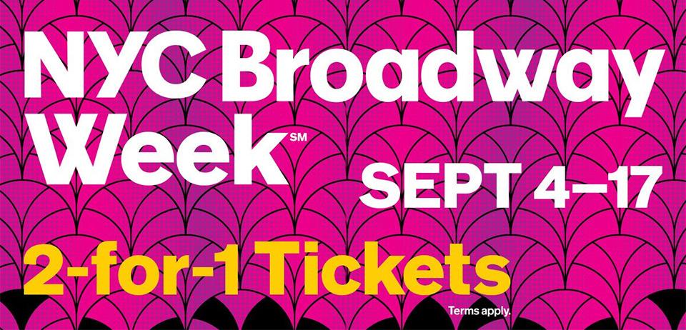 Obras de teatro en Broadway Nueva York