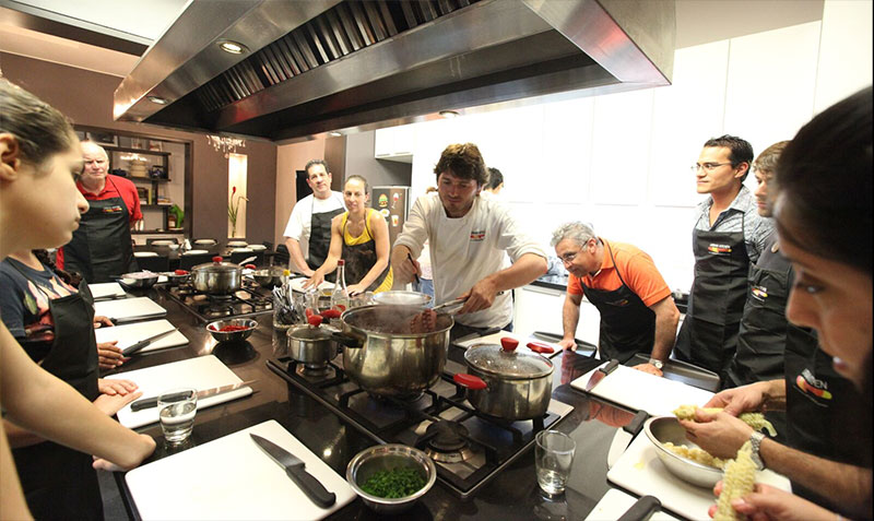 Aprender cocina Peruana en Lima 3
