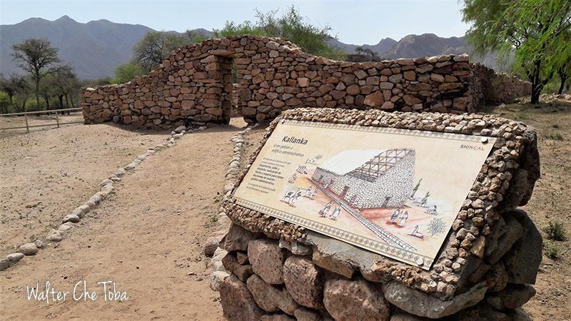 Ruinas Incas en Catamarca - El Shincal - Londres 5