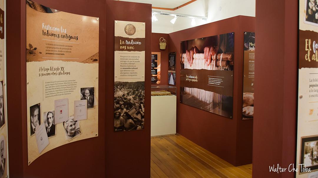 Museo del Folklore en Catamarca