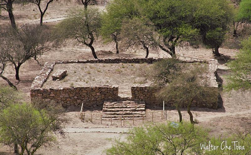 Ruinas Incas en Catamarca - El Shincal - Londres 6